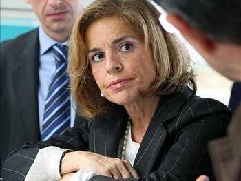 <p> Ana Botella, teniente-alcalde del Ayuntamiento de Madrid</p> ,