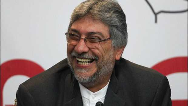 <p> Fernando Lugo, actual presidente de Paraguay</p> ,