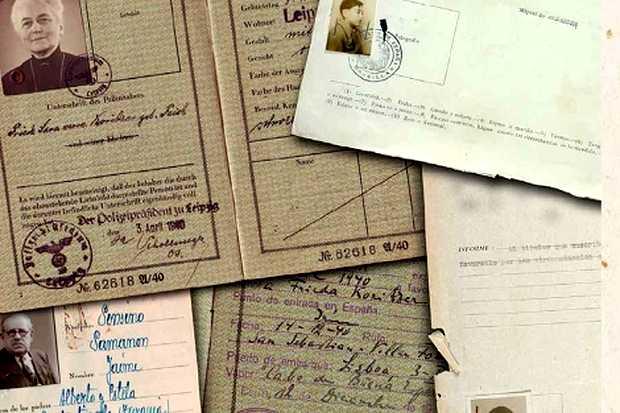 <p> Visados expedidos por diplom&aacute;ticos espa&ntilde;oles a jud&iacute;os. | Casa Sefarad-Israel</p> ,
