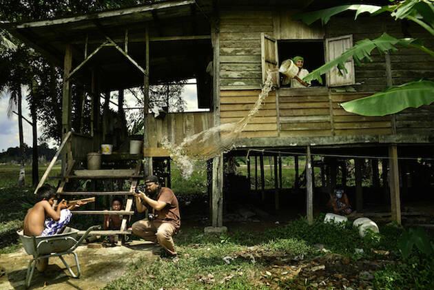 """Hairul Azizi, Malasia. """"Fracción de segundo"""". Sony World Photography Awards 2014.,Hairul Azizi"""