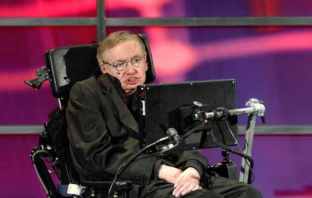 ,Stephen Hawking