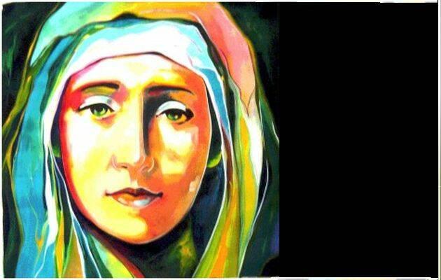 ,Virgen María