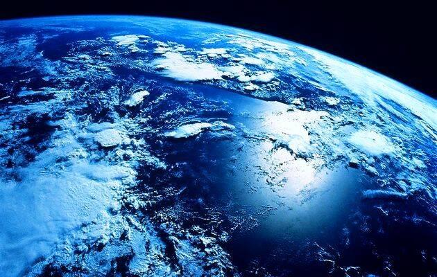 Imagen del planeta Tierra / Wikipedia,Planeta Tierra