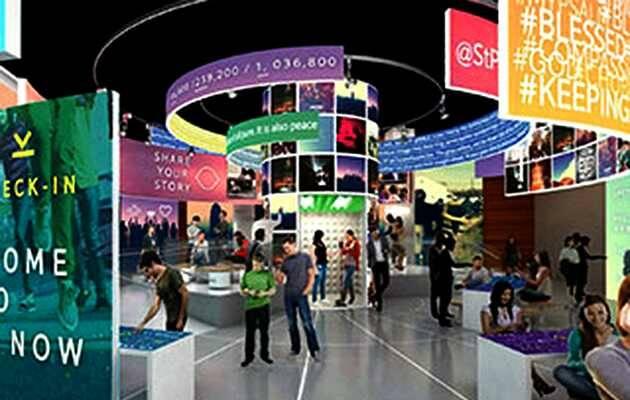 Imagen del proyecto / C&G Partners,Museo Biblia