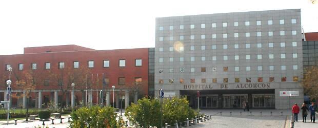 El Hospital Universitario Fundación Alcorcón.,Hospital