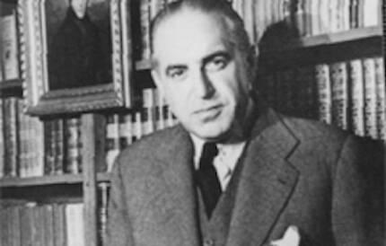 Gregorio Marañón.,Gregorio Marañón