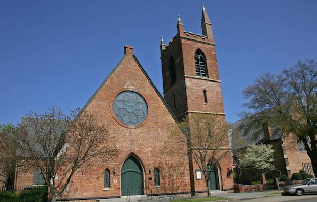 Iglesia Episcopal de San Pablo, en Selma, Alabama. / Wikipedia,iglesia episcopal