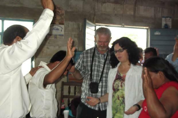 Culto pentecostal en San Cristóbal de las Casas, Chiapas. / Voz de los Mártires,
