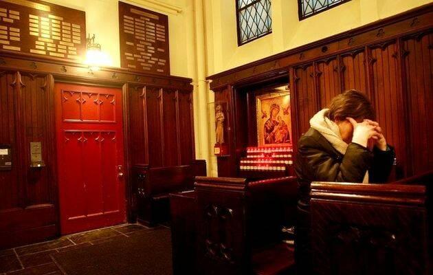 Iglesia católica de N. York / Getty images,iglesia católica