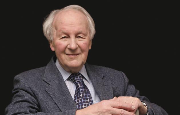 John Stott, en una imagen de archivo.,John Stott