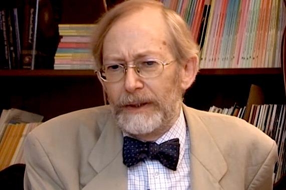 El astrofísico Rodney Holder visitó Madrid para impartir dos conferencias en el marco del Curso ,Rodney Holder
