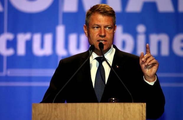 Klaus Iohannis, tras vencer en las elecciones del domingo en Rumanía. / Página oficial de Klaus Iohannis,Klaus Iohannis