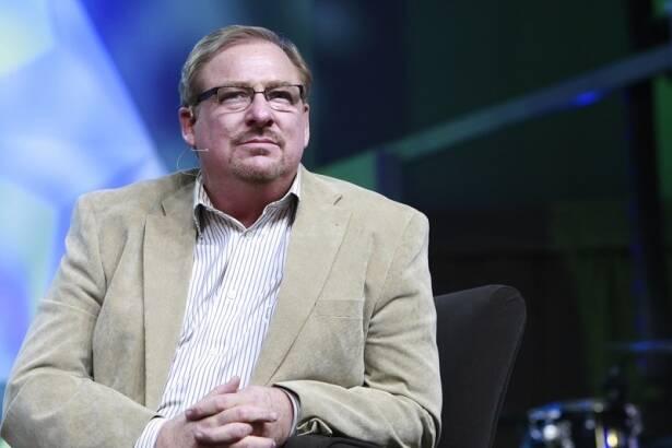 Rick Warren.,