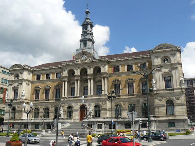 Ayuntamiento de Bilbao. / Wikipedia,