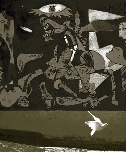 """© Manuel López. Barrio de Portugalete, Madrid, verano de 1975. De la exposición antológica itinerante (disponible) """"Manuel López. Imágenes 1966-2006""""."""