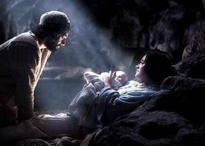Escena de 'La Natividad' (2006)