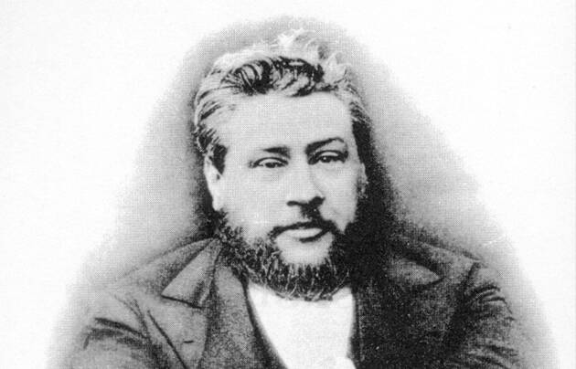 Charles Spurgeon.,Spurgeon