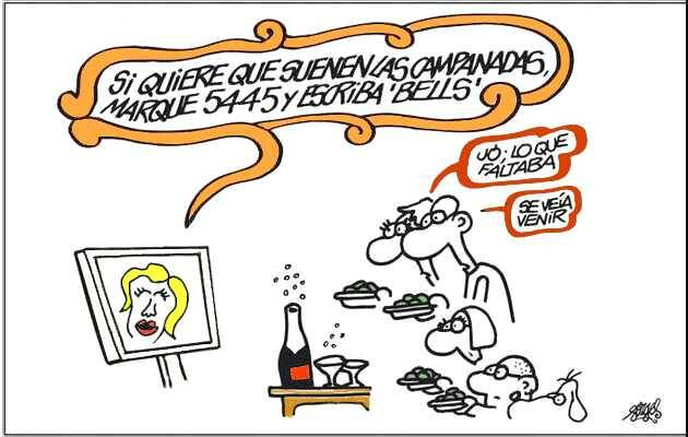 ,Forges Nochevieja
