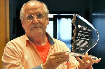 Premio 'Personalidad del año' de Adece.
