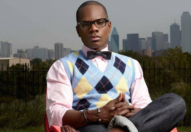 El compositor Kirk Franklin. / Facebook Kirk Franklin,