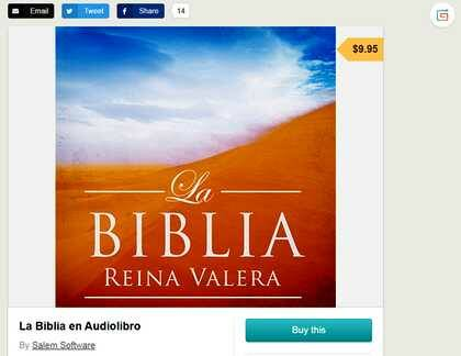 El 'app ateo' de la Biblia