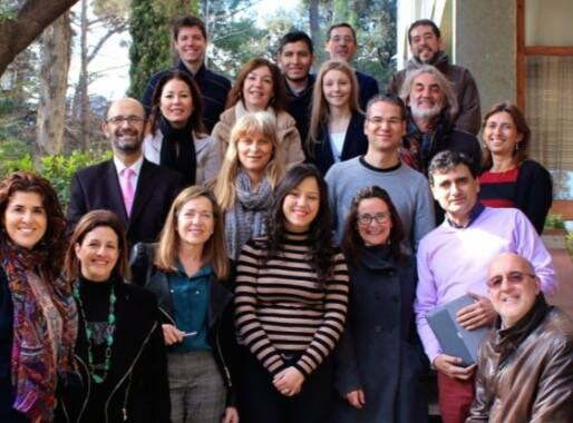 Participantes del III Encuentro Anual del Foro Evangélico de Derecho.,