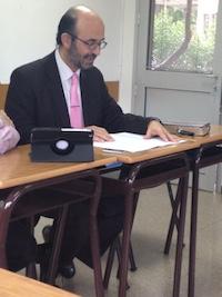 Pablo Simarro.