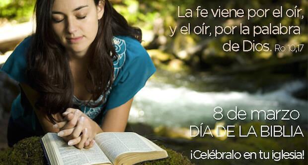 Día de la Biblia 2015. / Sociedad Bíblica,