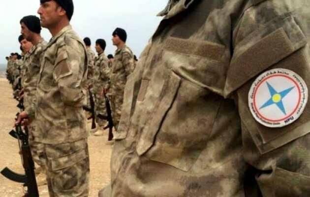 Unidades para la Protección de la Defensa de Nínive (NPU),Unidades para la Protección de la Defensa de Nínive, NPU