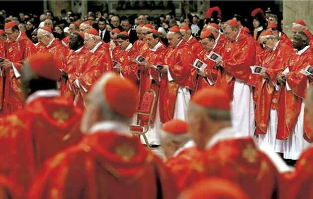 ,curia, cardenales