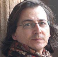 El pintor Miguel Elías.