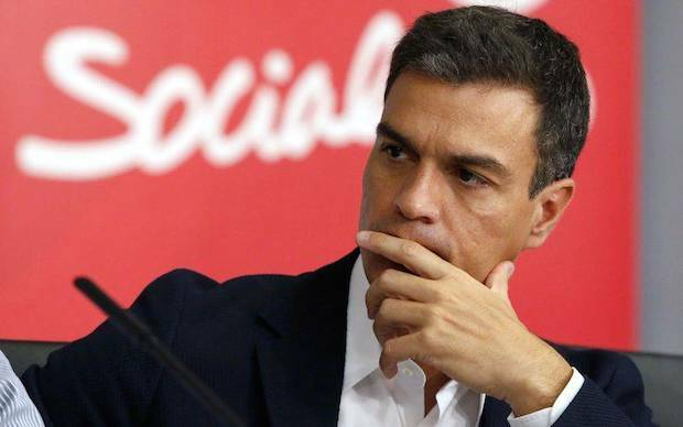 Pedro Sánchez. / PSOE,