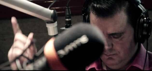 Juan Cano, en un programa de Dynamis Radio,Dynamis Radio, Juan Cano