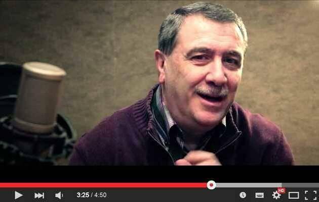 Julio Pérez, en la entrevista de RTVida,Julio Pérez, Global.Radio