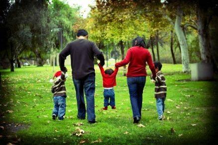 Pasar tiempo con la familia: un valor a proteger.