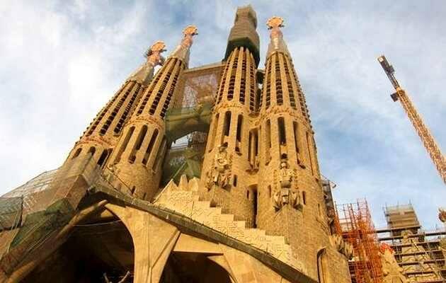 Catedral de la Sagrada Familia (Barcelona),Sagrada Familia, Barcelona