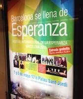 Una semana para el Festival de la Esperanza