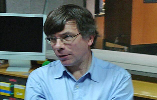 Simon Conway- Morris,