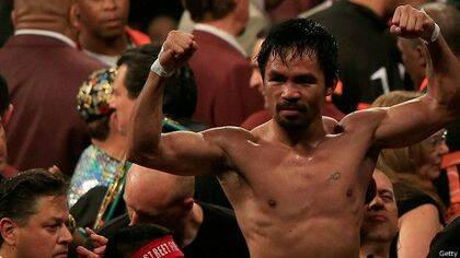 Manny Pacquiao  / Reuters