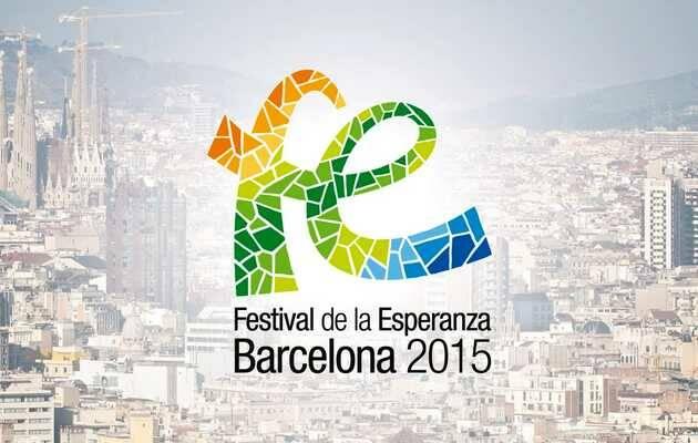 ,Festival Esperanza, Barcelona 2015