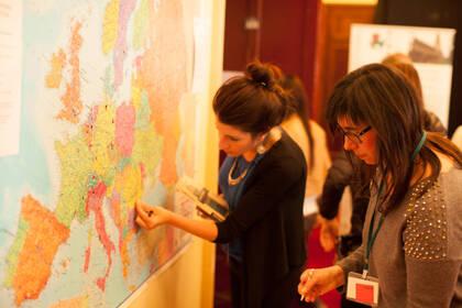 Un mapa de Europa. / EFN