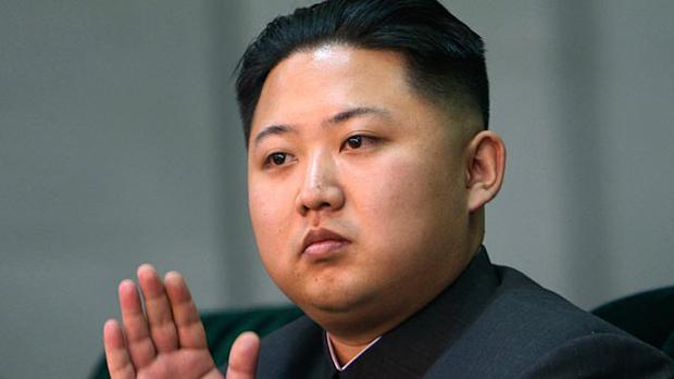 <p> El l&iacute;der de Corea del Norte, Kim Jong Un.</p> ,