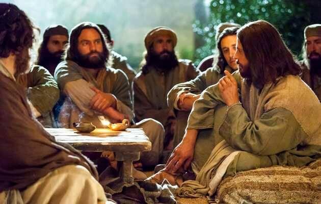 Jesús anuncia el Reino