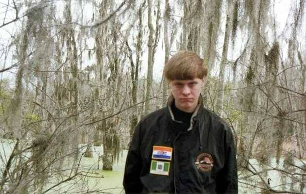 Dylann Roof, identificado como el autor de la masacre / The Post and Courie,Dylann Roof, Charleston matanza