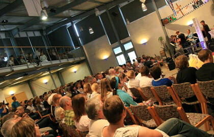 (Imagen) Una iglesia evangélica libre en Karlsruhe. / FEG
