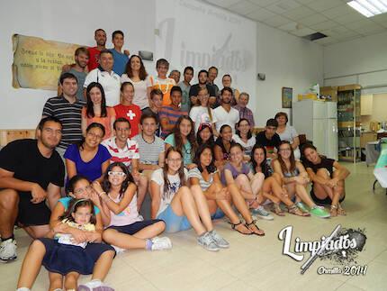 Campaña Evangelística LIMPIADOS (Armilla 2014).