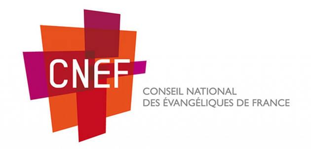 Logo del Consejo Evangélico de Francia. / CNEF,