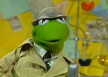 La rana Gustavo.