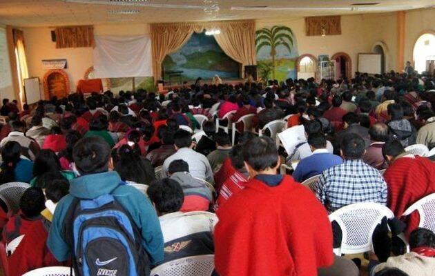Encuentro de líderes evangélicos ecuatorianos,Ecuador, evangélicos