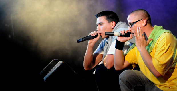 <p> Praxiz, Eternia 2013, hip hop, La Cuarta Parte, Radio 3</p> ,